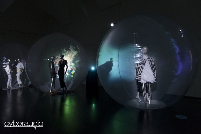 Bubbles of Fashion