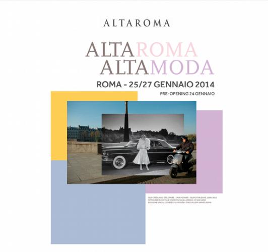 Altaroma 2014 Service Eventi