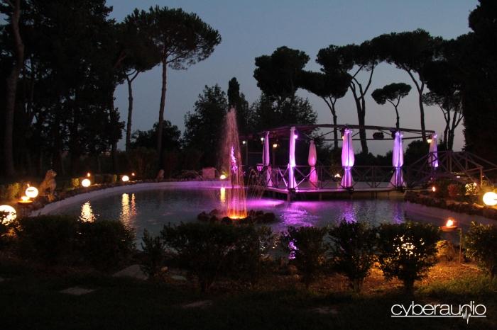 Villa Giovannelli Wedding 1