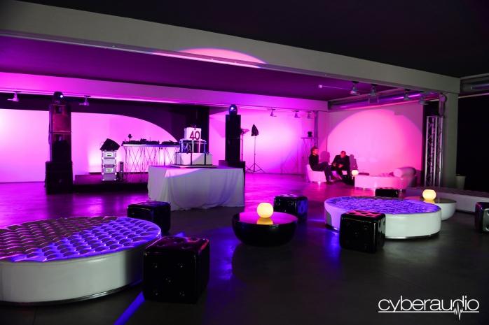 Set Spazio Eventi Tirso | Private Party